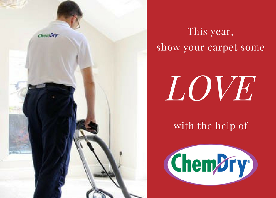 Show Your Carpets Some Love with Chem-Dry