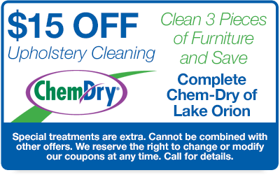 upholstery cleaning michigan
