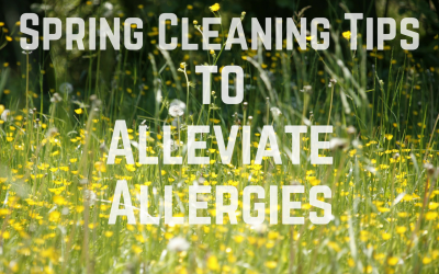 Spring Cleaning Tips to Alleviate Allergies