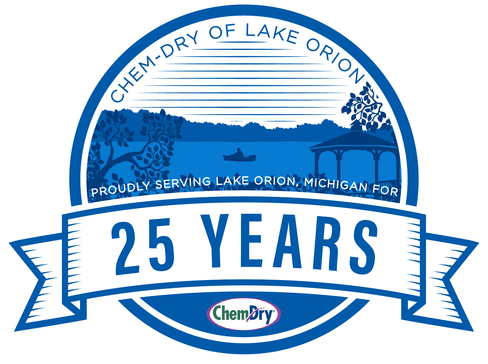 chem dry of lake orion has been serving Michigan for 25 years